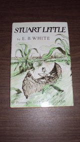 'Stuart Little' by E. B. White with Dust Jacket - Children's book in Alamogordo, New Mexico