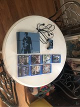 PS4 with 7 Games! in Beaufort, South Carolina