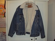 Levi Jacket in Fairfield, California