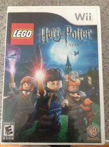 Harry Potter Year 1-4 Wii in Chicago, Illinois