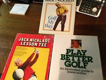 Jack Nicklaus books in Travis AFB, California