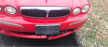 2002 Jaguar X-Type NO TITLE FOR PARTS in Fort Campbell, Kentucky
