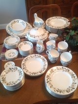 Wedgewood China..Beaconsfield Pattern in Chicago, Illinois