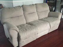 Recliner couch and loveseat in Camp Lejeune, North Carolina
