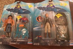 SeaQuest Figures in Naperville, Illinois