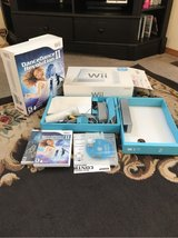 Nintendo Wii + Sports + Dance 2, lightly used in Fort Carson, Colorado