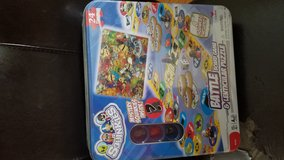 Squinkies battle board game and puzzle new in Bolingbrook, Illinois