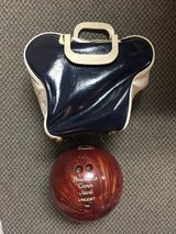 Bowling Ball and Bag in Chicago, Illinois