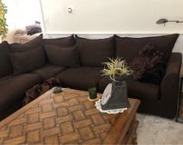 sectional sofa with pull out double bed in Chicago, Illinois
