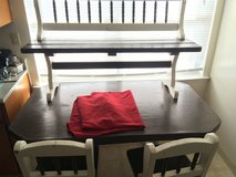 Project kitchen table in Fort Polk, Louisiana