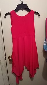 lovely red size 8 dress in Byron, Georgia