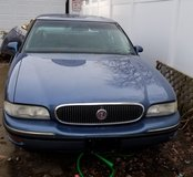 1998 Buick LeSabre Parts car only in Joliet, Illinois