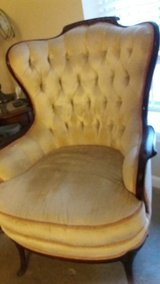 Upholstered Vintage Chair in Schaumburg, Illinois