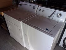 Admiral Washer and Kenmore 400 Dryer in Fort Riley, Kansas
