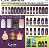 scentsy  essential  oils in Clarksville, Tennessee