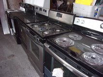 Kitchen Stove in Fort Riley, Kansas