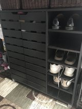 Shoe cabinet in Glendale Heights, Illinois
