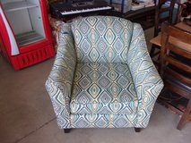 Fusion Furniture Padded Chair in Fort Riley, Kansas