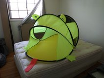 children's pop-up frog tent in Orland Park, Illinois