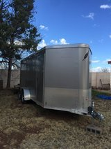 Trailer, Featherlite in Alamogordo, New Mexico