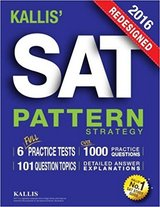 SAT Kallis' 2016 redesigned BOOK- never used! in Naperville, Illinois