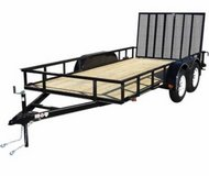 Truck and trailer for hire in Camp Lejeune, North Carolina