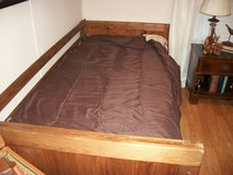 Solid Wood Twin Bed in Kingwood, Texas
