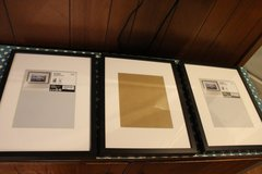 12x16 Frames Set of 3 in Glendale Heights, Illinois