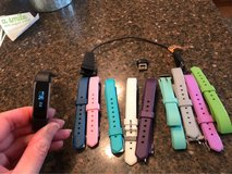 Fitbit Alta and bands size small in Joliet, Illinois