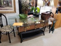 Eclectic Dining Table  & 4 Chairs in Camp Lejeune, North Carolina