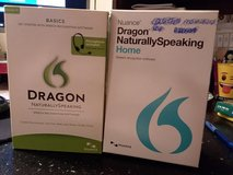 Nuance Dragon home v13 brand new and v11 brand new in Clarksville, Tennessee