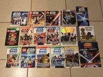 Lot of 17 Star Wars Books EUC in Travis AFB, California