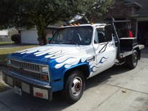 Clean/Work Ready. Chevy C30 truck in The Woodlands, Texas