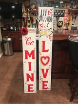 Signs- Valentine's Day in St. Charles, Illinois