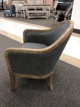 Nailhead Accent Chair in Jacksonville, Florida