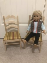 American girl chairs in Schaumburg, Illinois