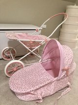 Doll bassinet / stroller in Naperville, Illinois
