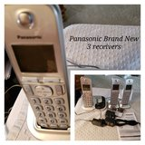 Panasonic Home/Business Phones in Yorkville, Illinois