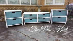 COFFEE & END TABLES SET in Fort Polk, Louisiana