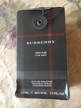 Burberry TOUCH for Men, 1.7 Fl Oz. NEW in box in League City, Texas