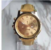 plunger Quartz Wrist Watch, Easy Reader Analog Leather Strap in Fort Campbell, Kentucky