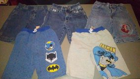 Boys size 6 shorts lot in The Woodlands, Texas