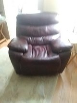 Brown Rocking Recliner in Byron, Georgia