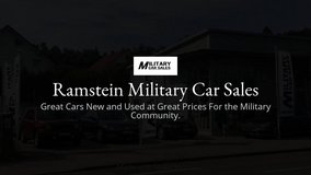 Ramstein Military Car Sales in Ramstein, Germany
