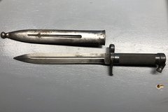 Antique Bayonet & Scabbard in The Woodlands, Texas