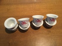 China Egg Cups in Ramstein, Germany