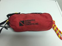 SCUBA/Swimming Rescue Throw Bag in Ramstein, Germany