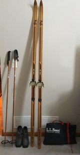 Cross Country Skis and Boots in St. Charles, Illinois