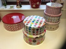 CAKE TINS in Lakenheath, UK