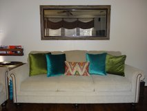 Sleeper sofa and loveseat set in The Woodlands, Texas